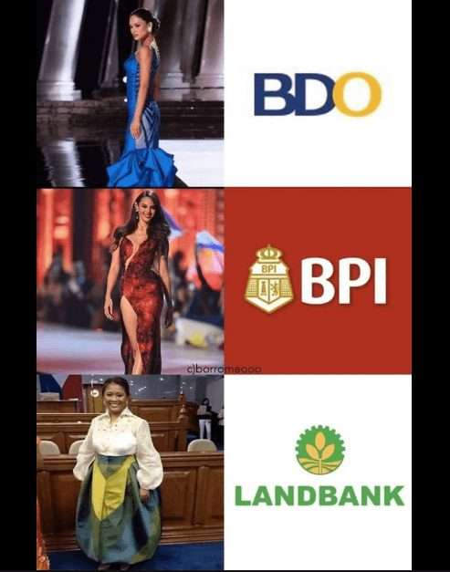 Joyous tweets and Facebook posts hailing Filipina beauty queen Catriona Gray for bagging the coveted title poured on social media.